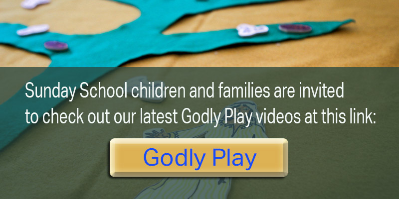 A godly play video for families at home during covid19